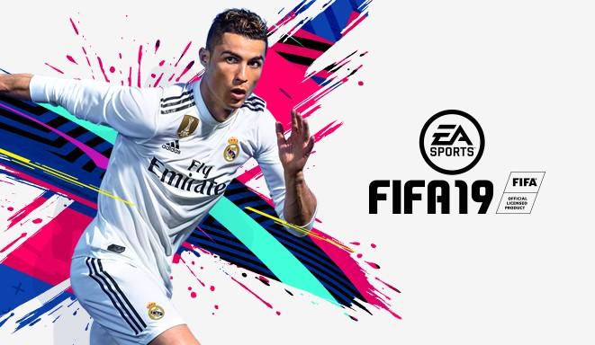 FIFA 19 Artwork
