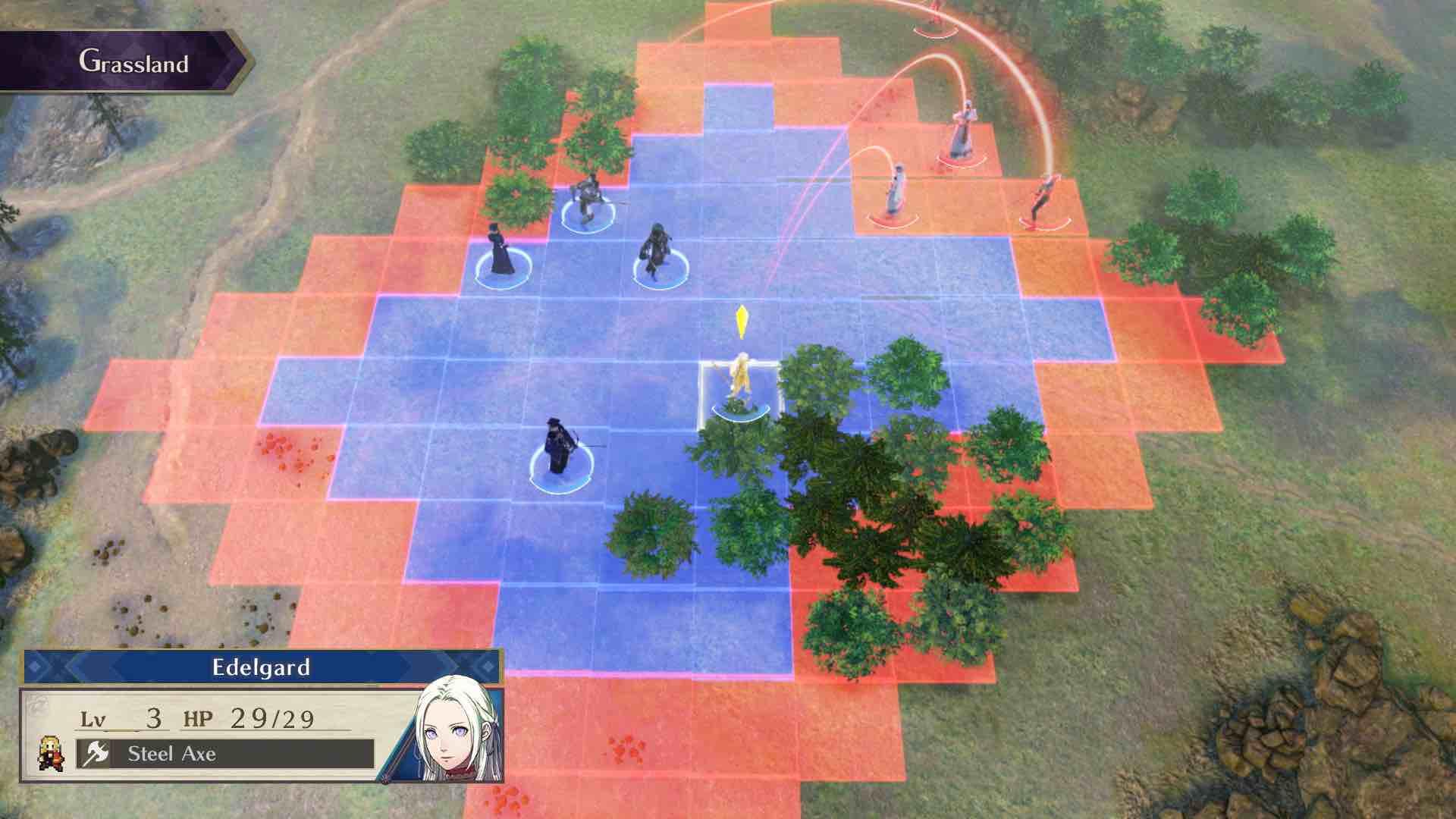 Fire Emblem: Three Houses E3 2018 Screenshot 1