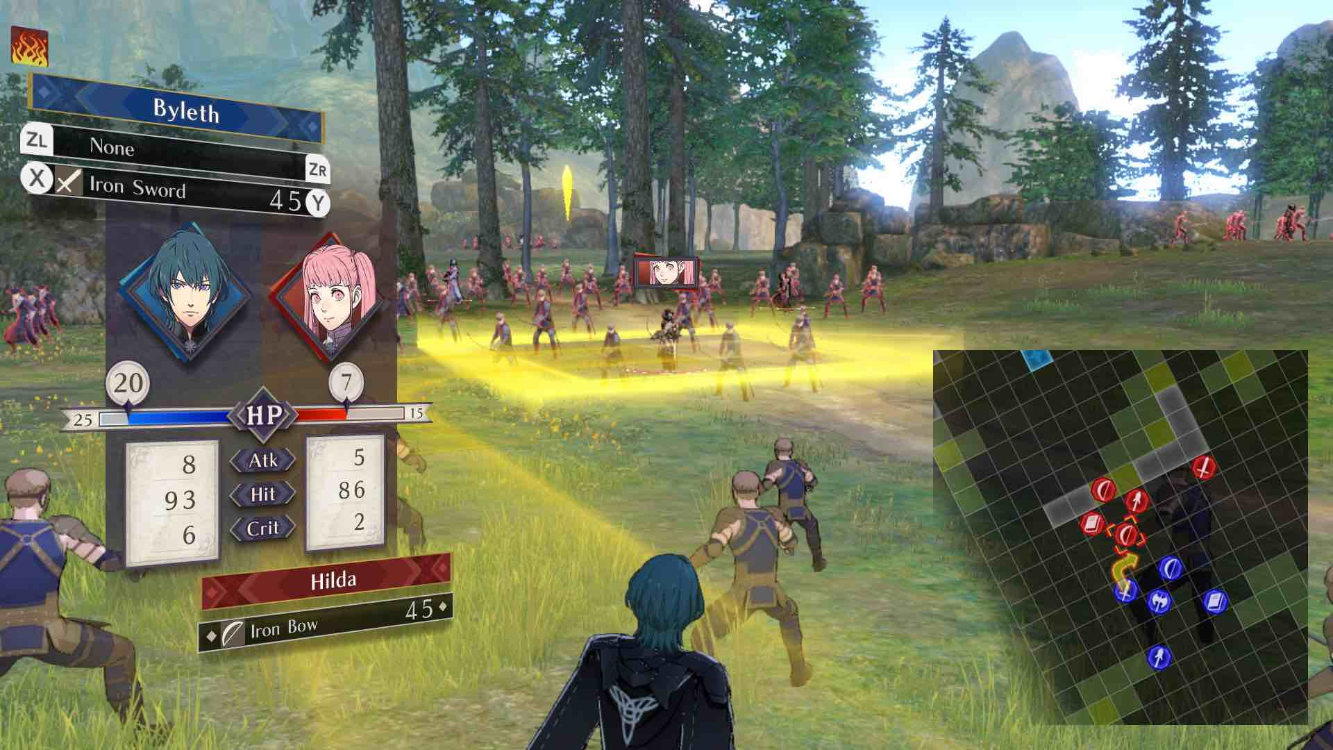 Fire Emblem: Three Houses E3 2018 Screenshot 12