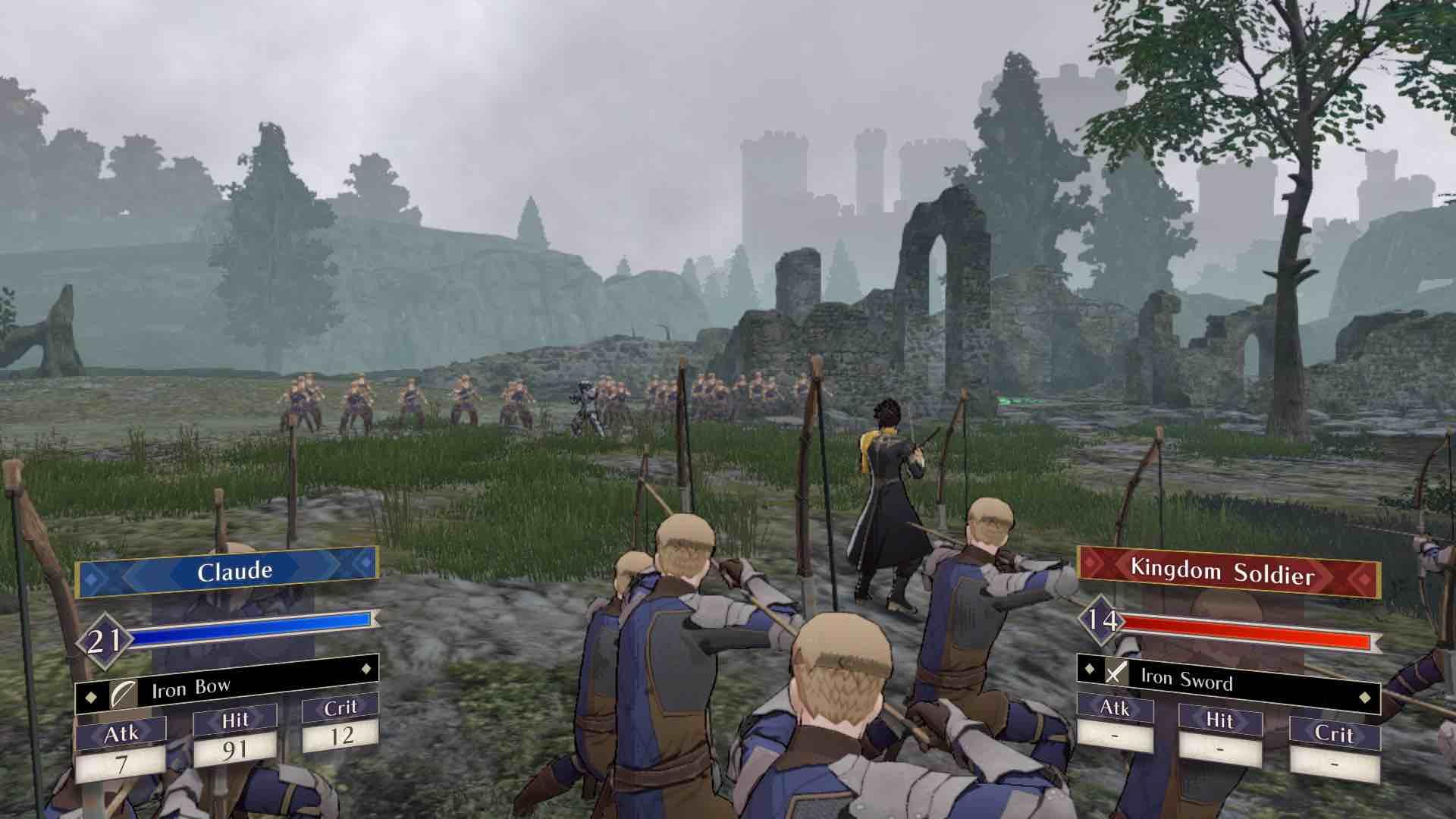 Fire Emblem: Three Houses E3 2018 Screenshot 13