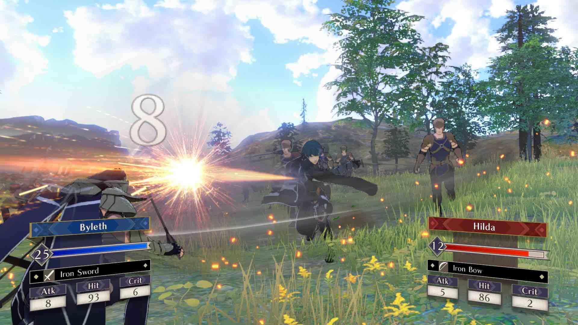Fire Emblem: Three Houses E3 2018 Screenshot 3