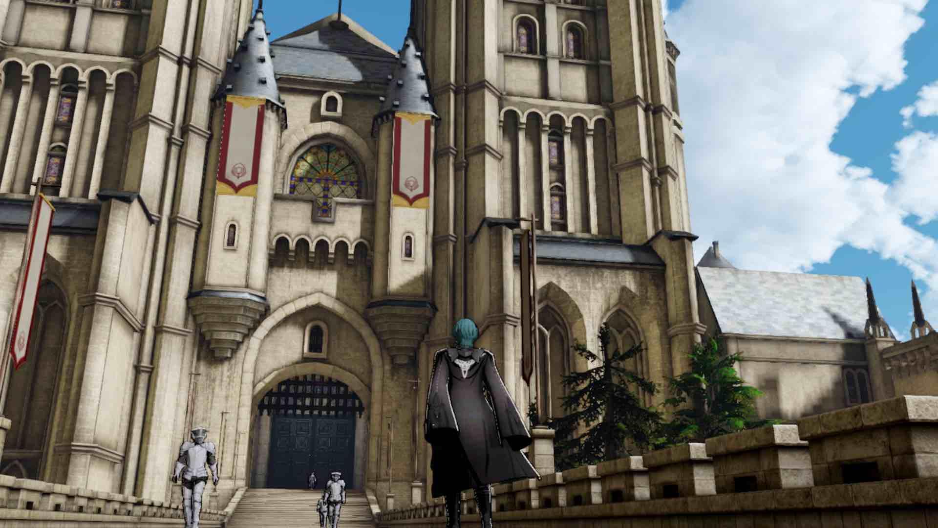 Fire Emblem: Three Houses E3 2018 Screenshot 4