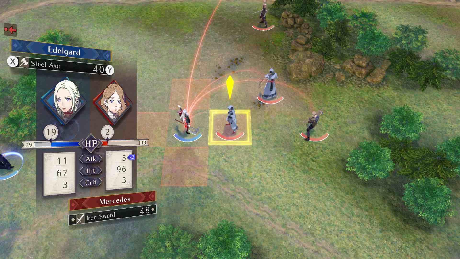 Fire Emblem: Three Houses E3 2018 Screenshot 9