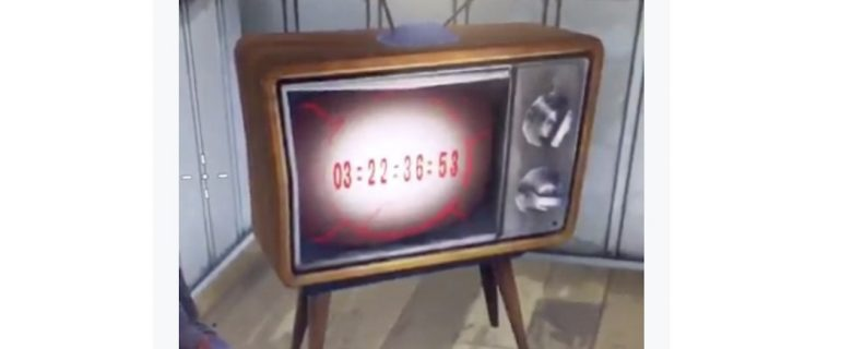 Fortnite Countdown Timer TV Screenshot