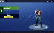 Fortnite Waterworks Emote Screenshot