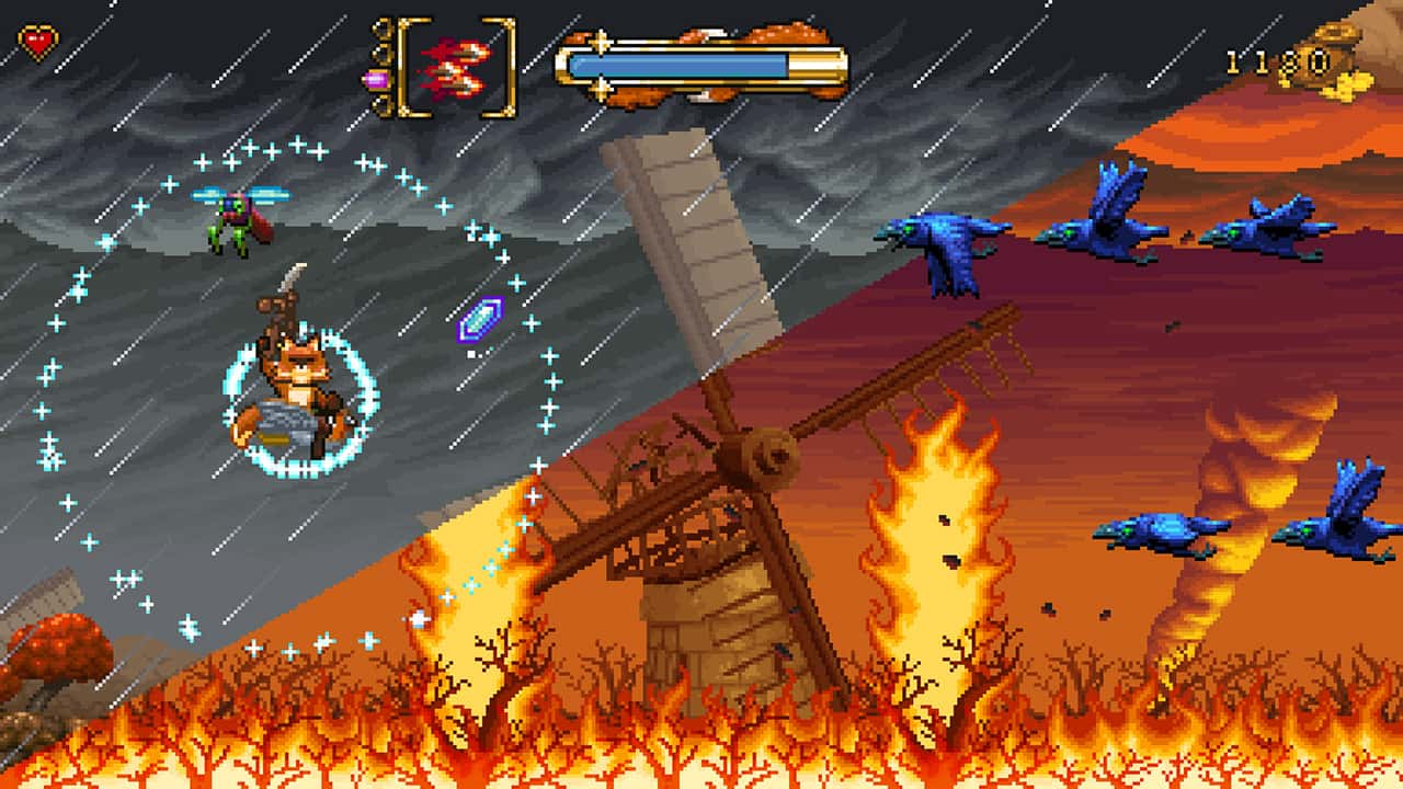 Fox N Forests Review Screenshot 2
