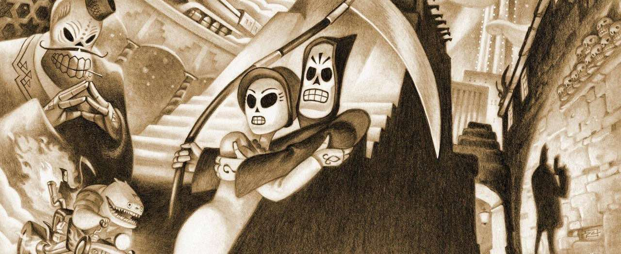 Grim Fandango Remastered Review Header