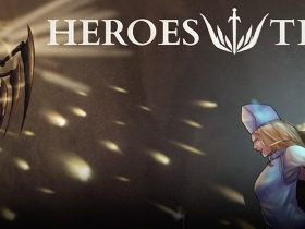 Heroes Trials Artwork