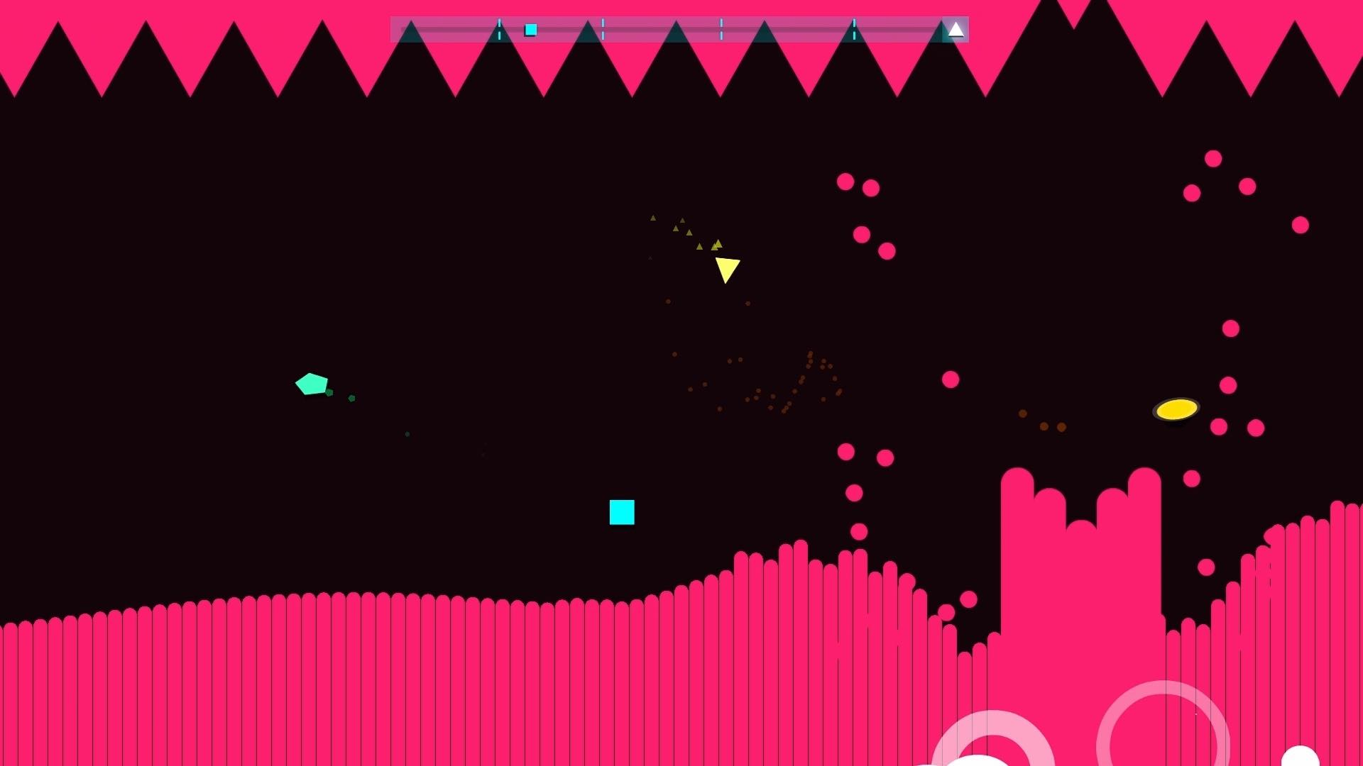 Just Shapes And Beats Review Screenshot 1