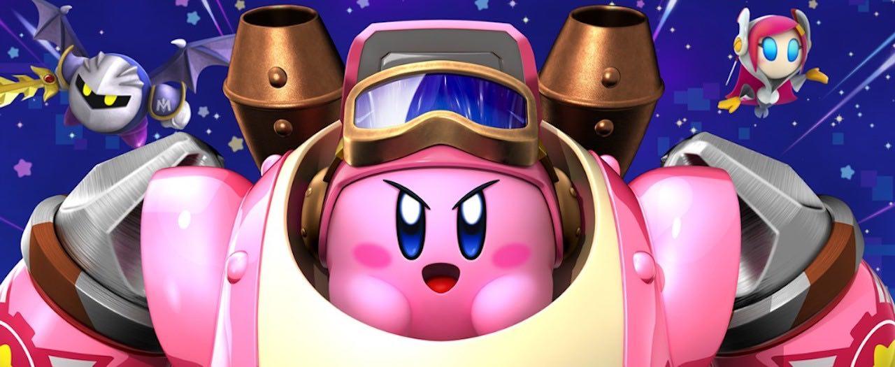 Kirby Planet Robobot Artwork