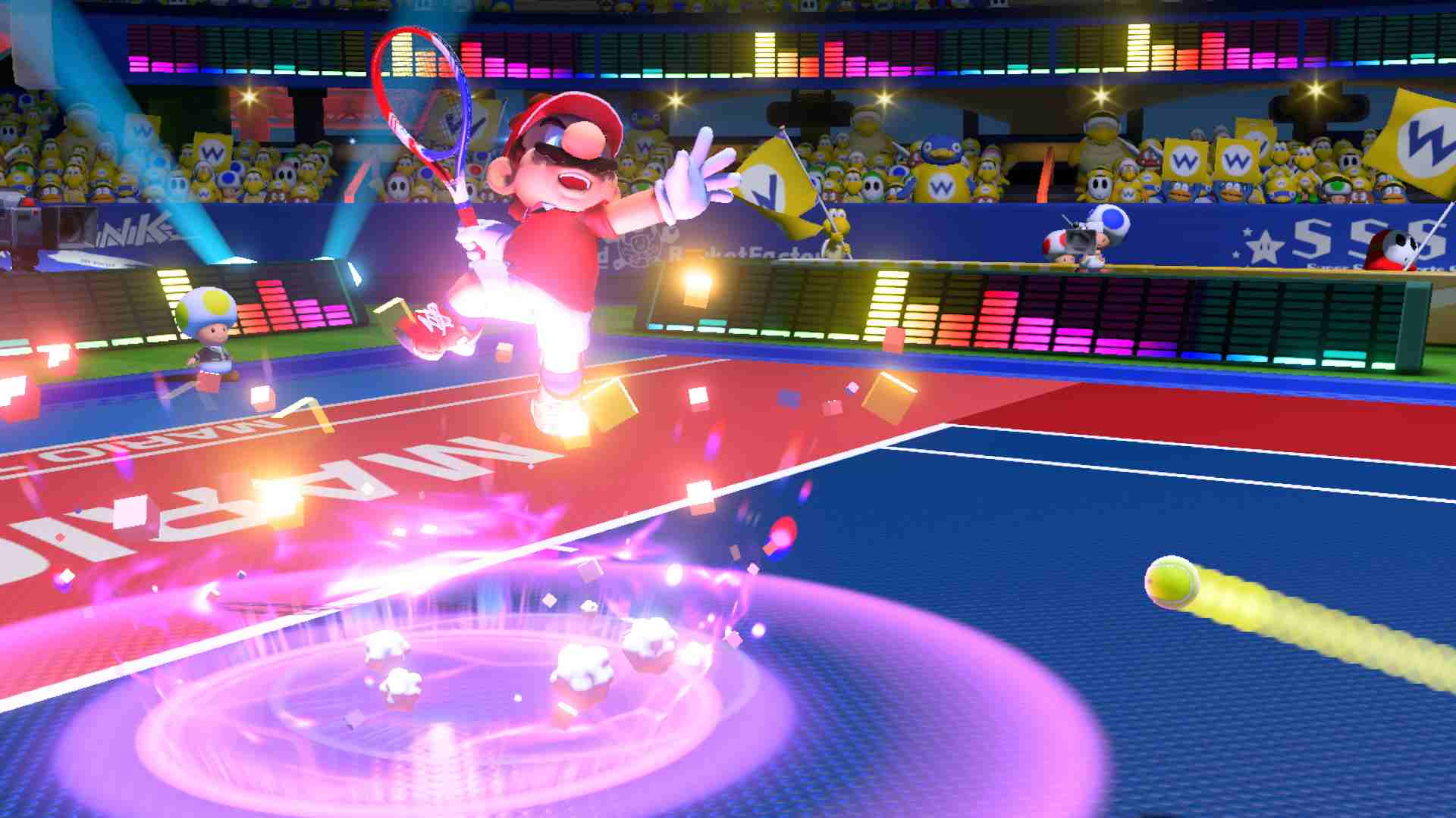 Mario Tennis Aces Review Screenshot 1