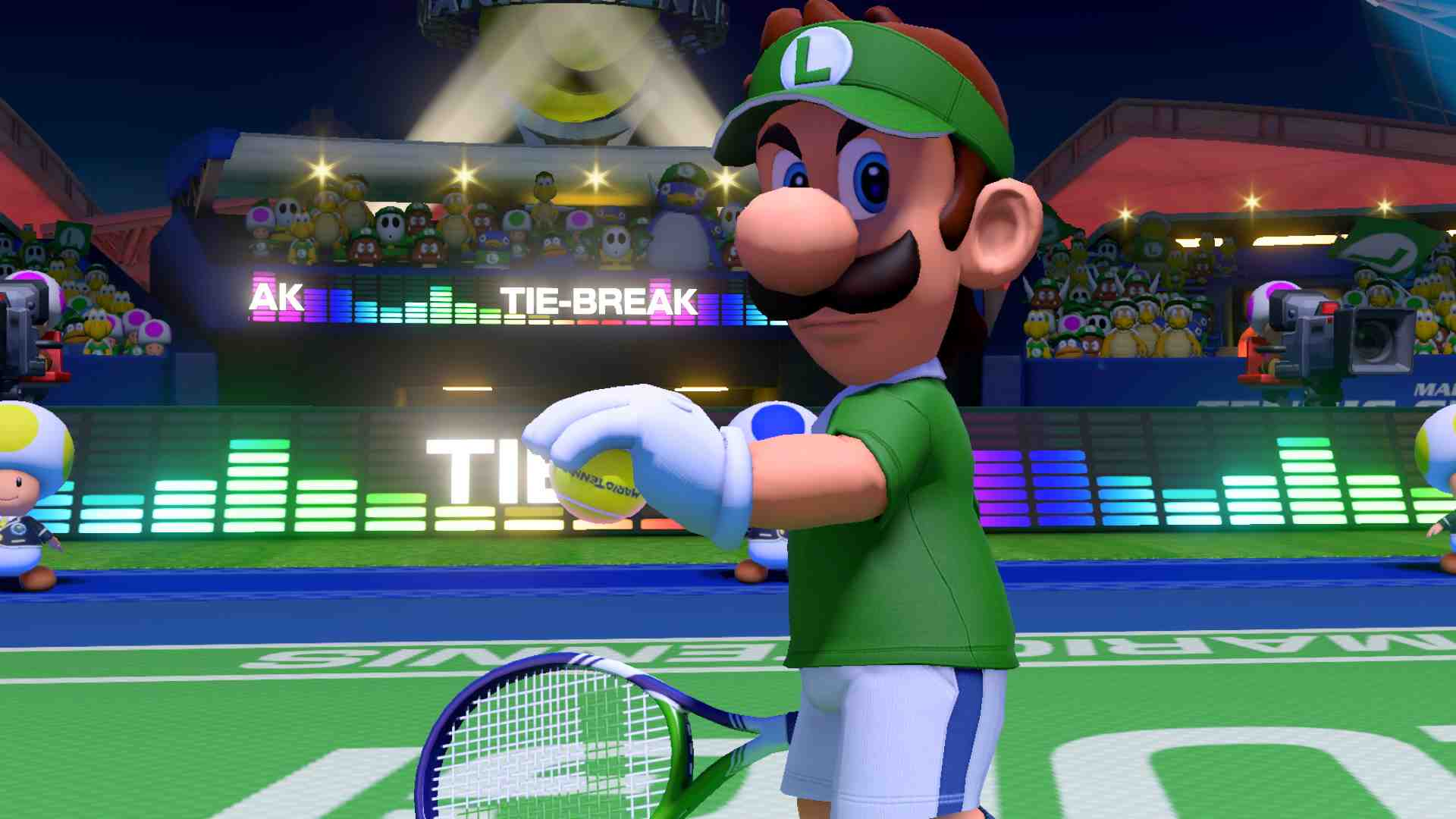 Mario Tennis Aces Review Screenshot 3