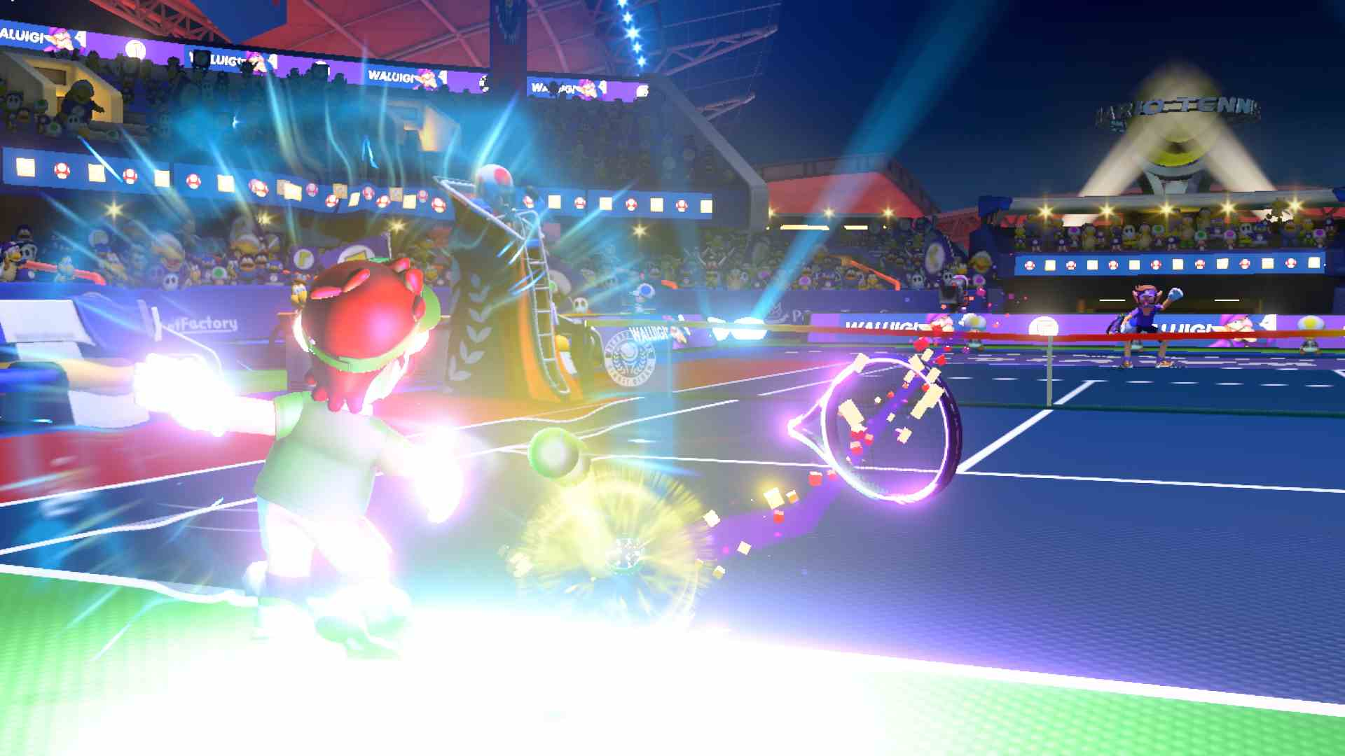 Mario Tennis Aces Review Screenshot 4