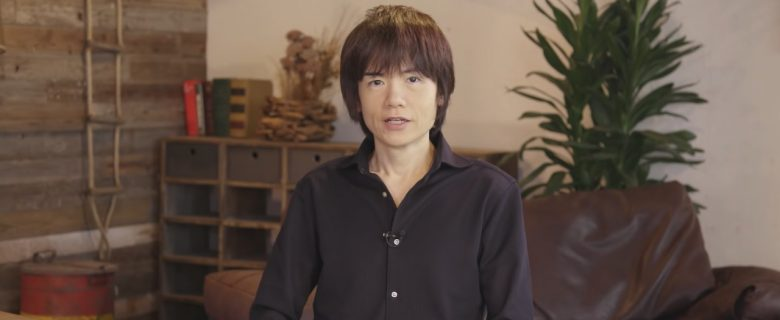 Masahiro Sakurai E3 2018 Photo