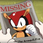 Mighty Sonic Mania Adventures Screenshot