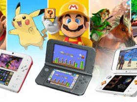 Nintendo 3DS Family Image
