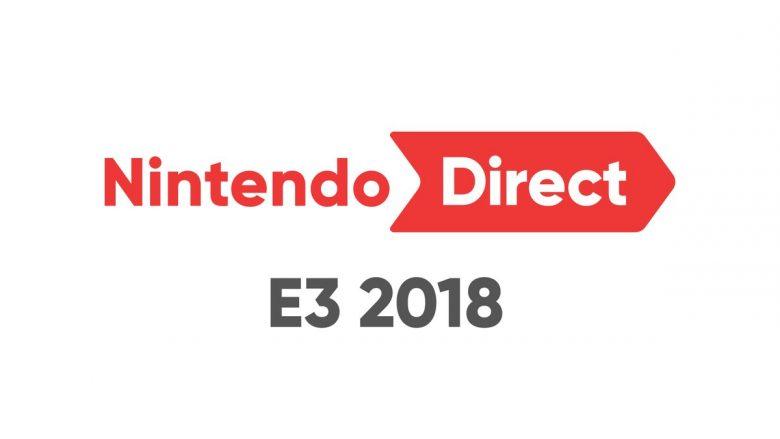 Nintendo Direct E3 2018 Logo