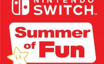 Nintendo Switch Summer Of Fun Logo
