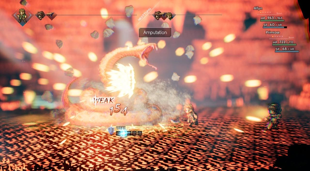 Octopath Traveler E3 2018 Screenshot 5