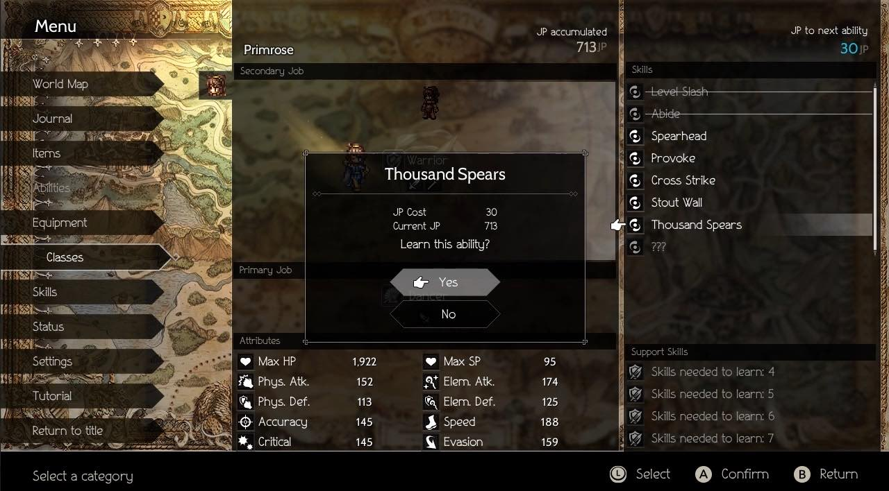 Octopath Traveler E3 2018 Screenshot 8