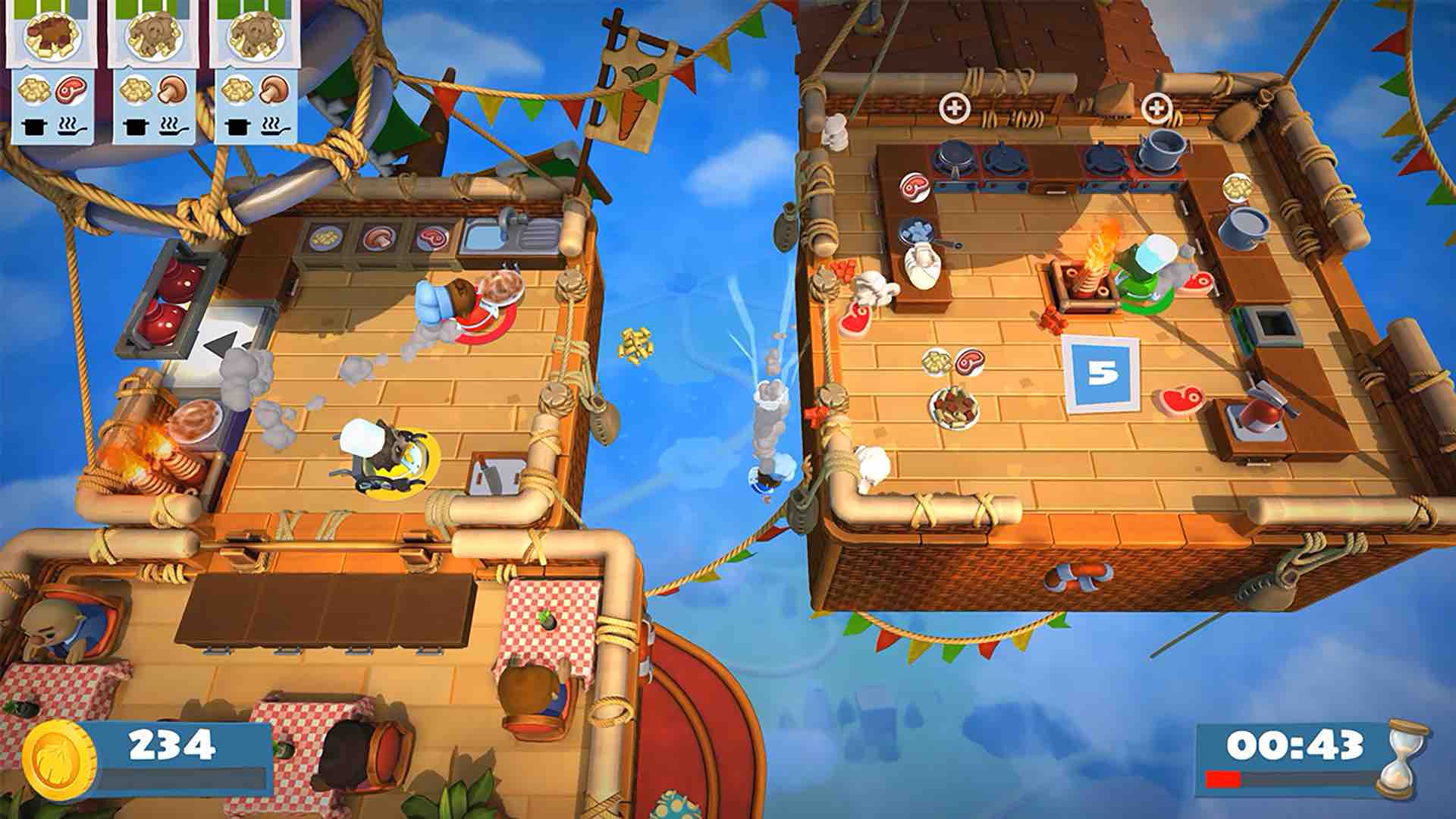 Overcooked 2 E3 2018 Screenshot 2