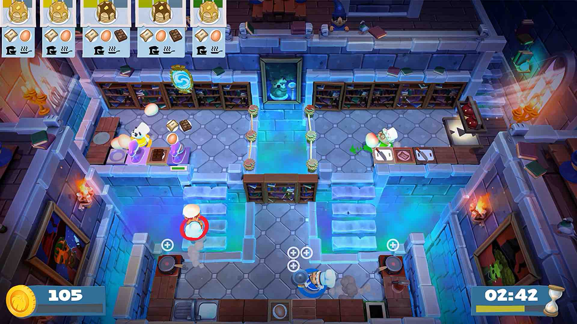 Overcooked 2 E3 2018 Screenshot 4