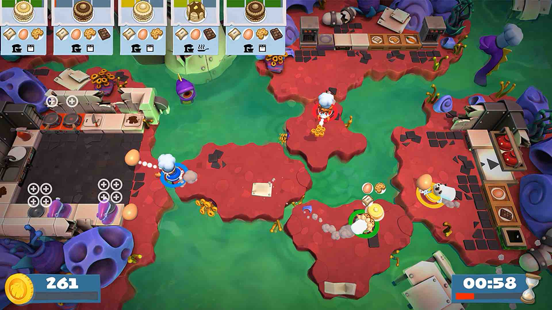 Overcooked 2 E3 2018 Screenshot 5
