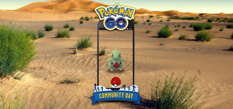 Pokémon GO Community Day Larvitar