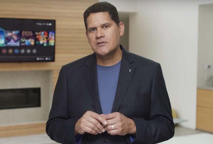 Reggie Fils-Aime Nintendo Direct E3 2018 Photo