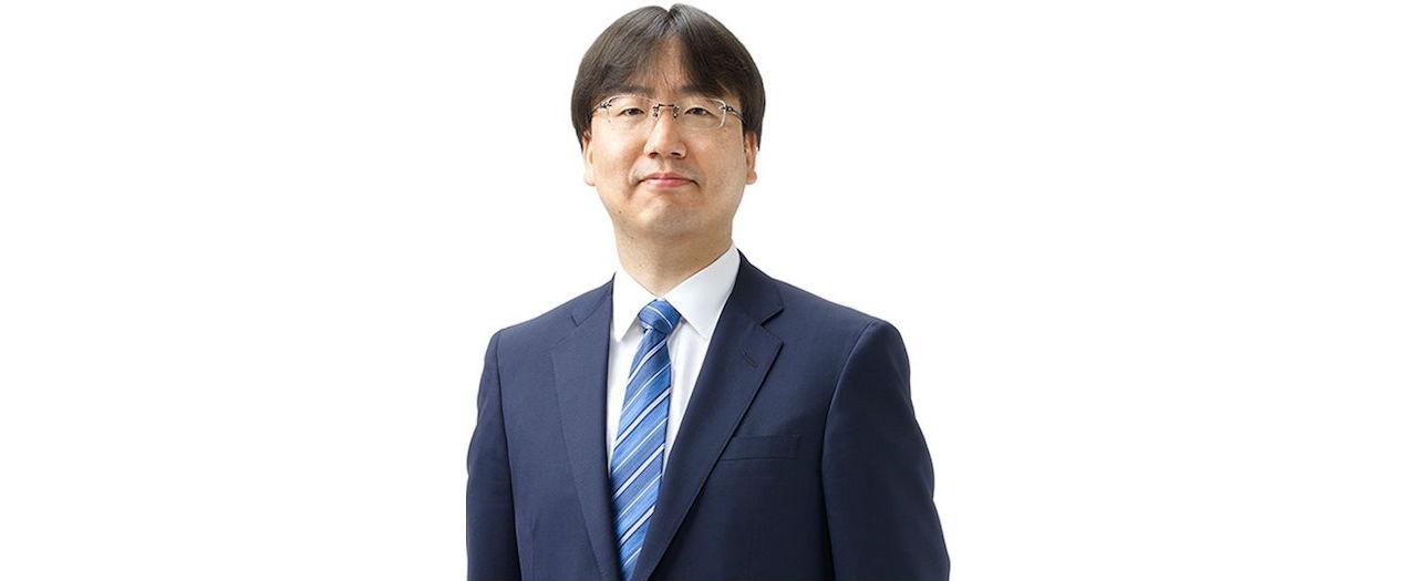 Shuntaro Furukawa Nintendo Photo