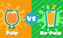 Splatoon 2 Splatfest Orange Juice Artwork