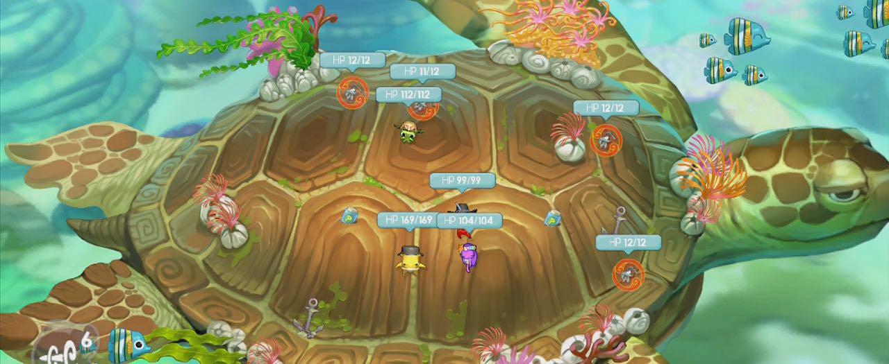 Squids Odyssey Screenshot