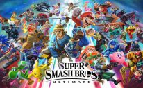 Super Smash Bros. Ultimate Artwork