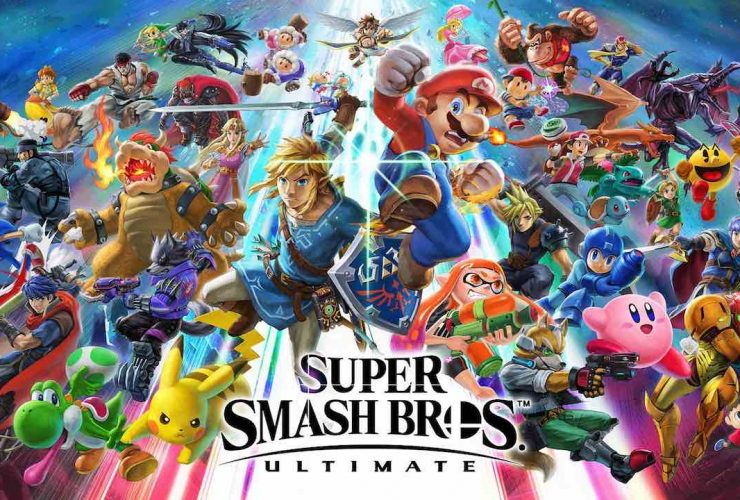Super Smash Bros. Ultimate Artwork