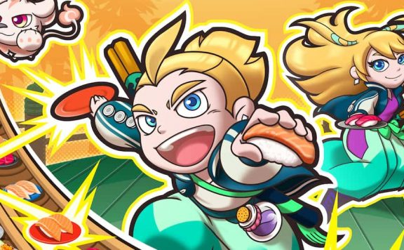 Sushi Striker: The Way Of Sushido Review Header