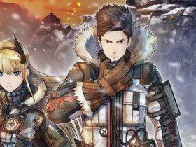 Valkyria Chronicles 4 Artwork