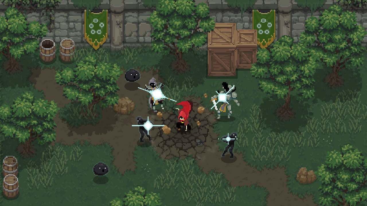 Wizard Of Legend Review Screenshot 1