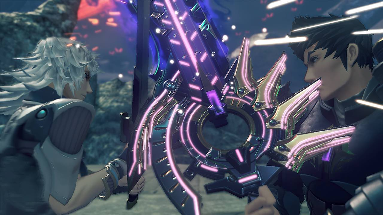 Xenoblade Chronicles 2: Torna - The Golden Country E3 2018 Screenshot 1