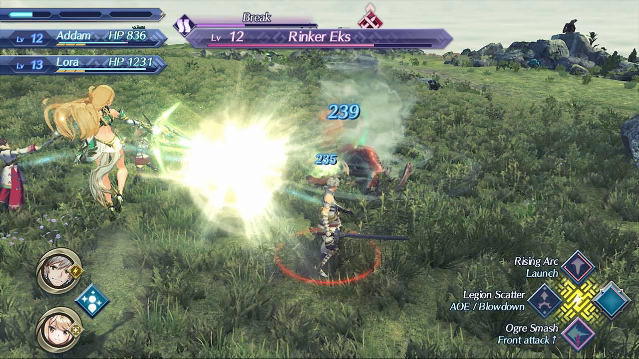 Xenoblade Chronicles 2: Torna - The Golden Country E3 2018 Screenshot 6