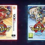 Yo-kai Watch Blasters: Red Cat Corps And White Dog Squad Box Artwork