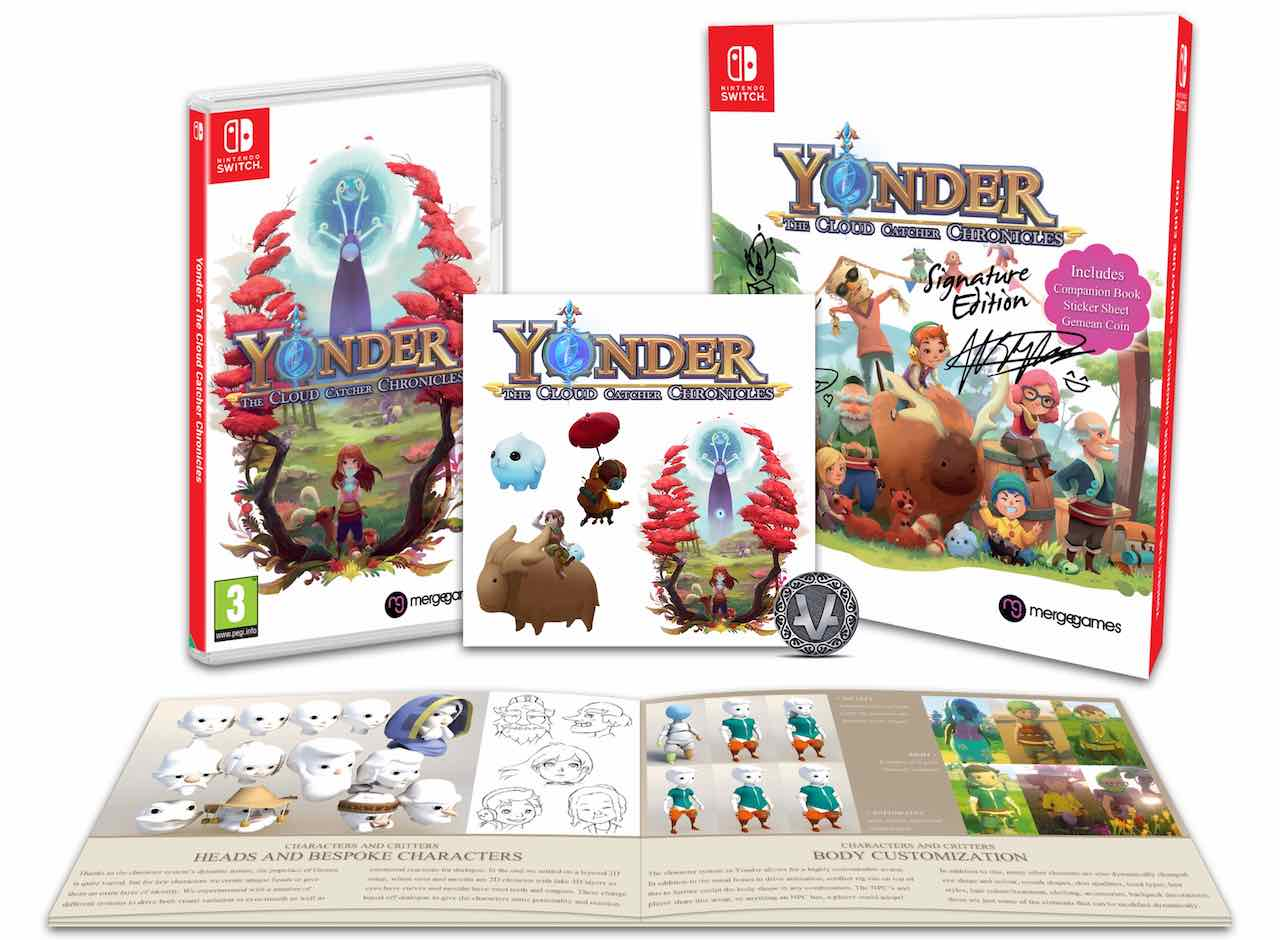 Yonder: The Cloud Catcher Chronicles Signature Edition Photo
