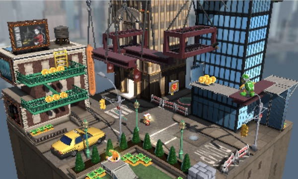 Captain Toad: Treasure Tracker 3DS Review Screenshot 3