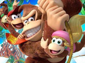 Donkey Kong Country: Tropical Freeze Main Artwork