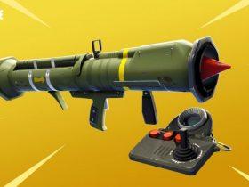 Fortnite Guided Missile Image