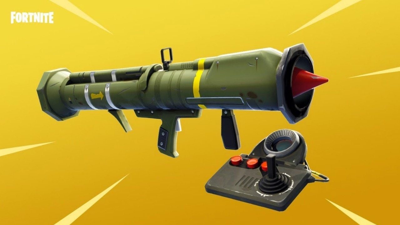 Fortnite Guided Missile Image