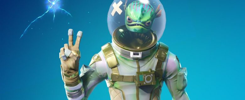 Fortnite Leviathan Skin Artwork