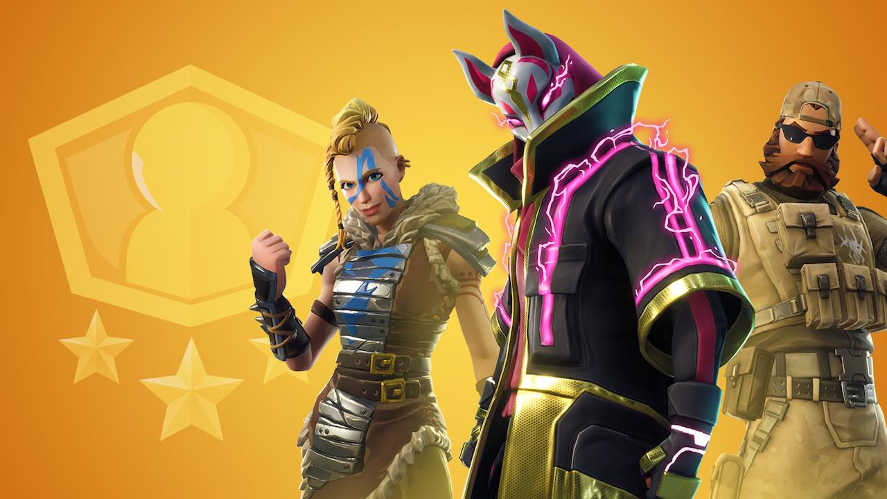 Fortnite Solo Showdown LTM Artwork