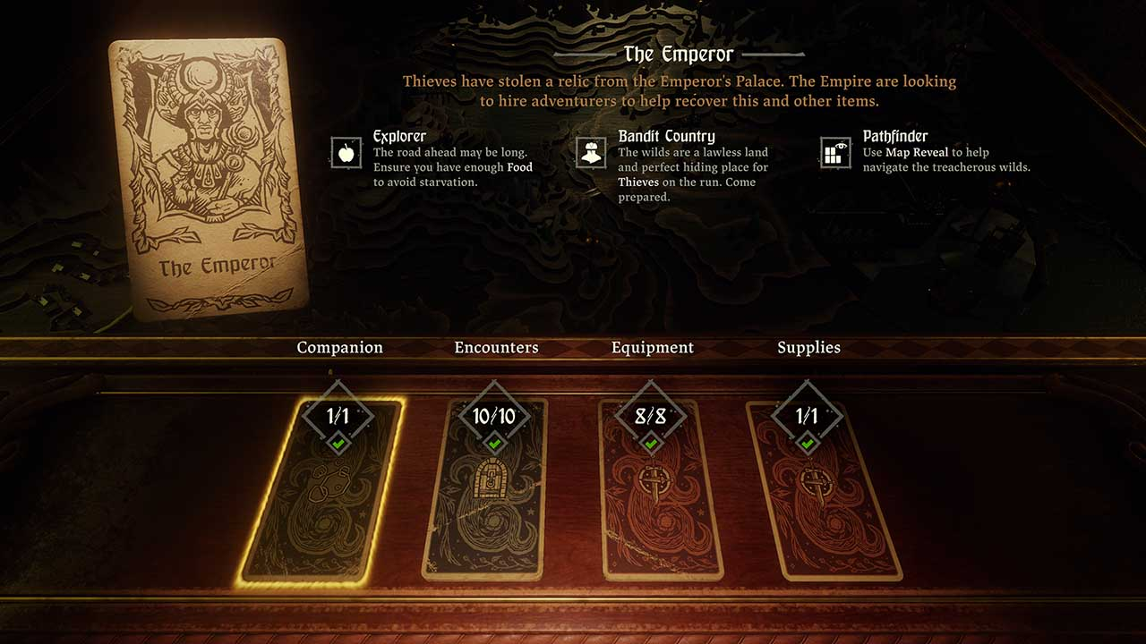Hand Of Fate 2 Review Screenshot 2