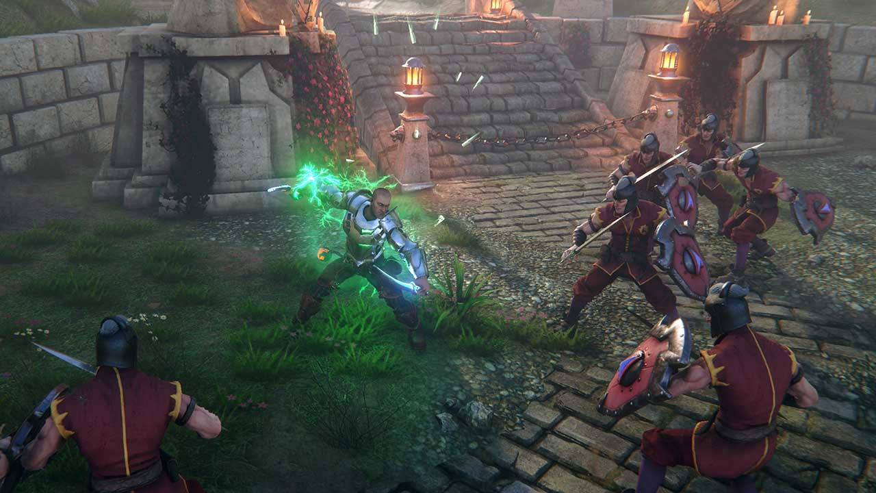 Hand Of Fate 2 Review Screenshot 3