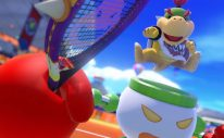 Mario Tennis Aces Bowser Jr. Screenshot